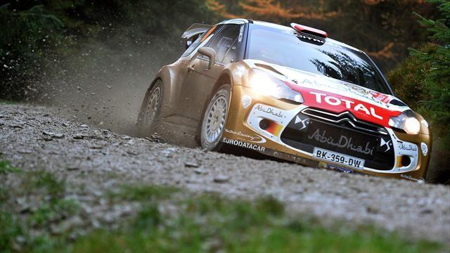 WRC - Rally GB secures Welsh funding