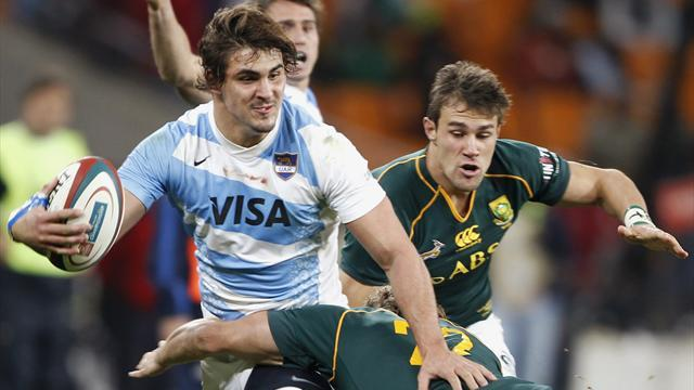 Rugby Championship - Senatore banned for biting, Matera cleared