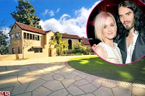 Katy Perry Selling Mansion She Bought With Russell Brand for $6.925 Million: Picture