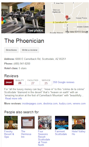 Why Google+ is the Ultimate Travel Resource image phoenician ex