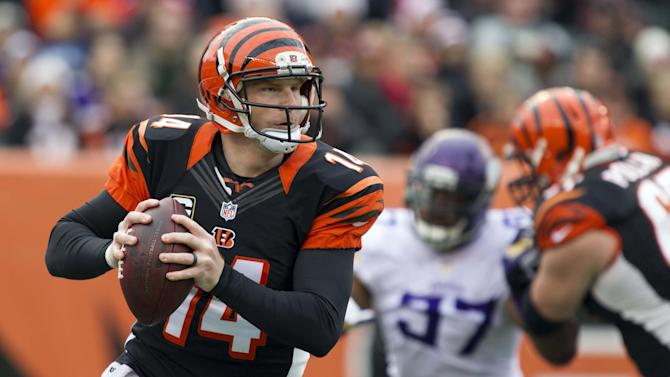 NFL - Bengals sign quarterback Dalton to six-year extension