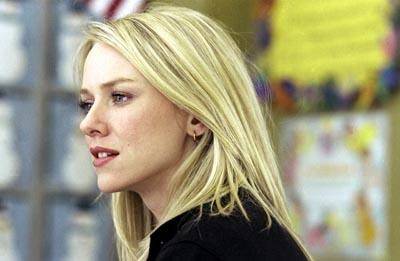 Naomi Watts as investigative reporter Rachel Keller in Dreamworks' The Ring
