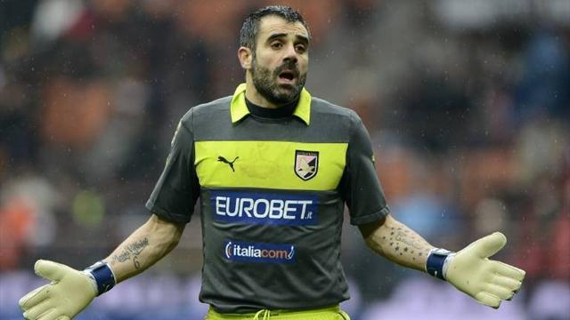 Serie A - Sorrentino spoilt for choice to stay in top flight