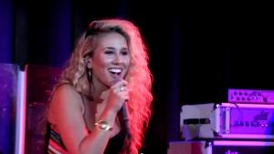 'American Idol''s Haley Reinhart Performs on NBC's 'Real Music Live'