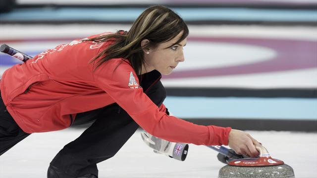 Curling - Muirhead sets sights on turning Olympic bronze into gold
