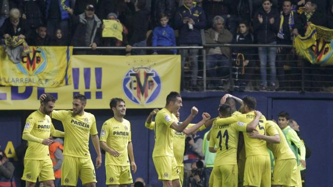Football Soccer - Villarreal v Real Madrid - Spanish La Liga Santander