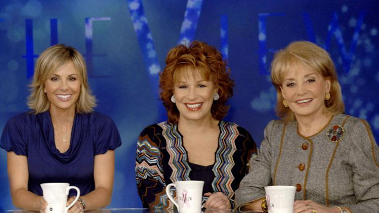 The No. 6 most-visited show on Yahoo! TV was The View. Rosie O'Donnell's departure and the ensuing war of words between her and fellow co-host Elisabeth Hasselbeck had everyone clicking. Joy Behar