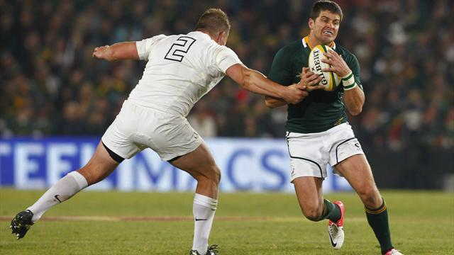 Six Nations - South Africa joining Six Nations 'inevitable'