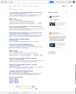 Hashtags Arrive in Google Search Results image ALDS Google Search resized 600