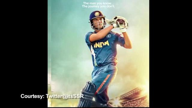 'M.S. Dhoni: The Untold Story'   The MAKING