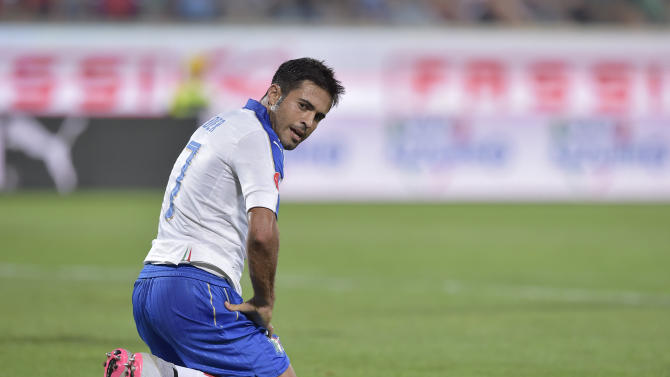 Italy fans united against Inter flop's Euro 2016 inclusion