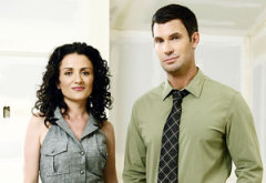 Jenni Pulos and Jeff Lewis | Photo Credits: Vivian Zink/Bravo