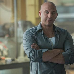 """This photo provided by Universal Pictures shows, Vin Diesel as Dom Toretto in a scene from """"Furious 7.""""  (AP Photo/Universal Pictures, Scott Garfield)"""