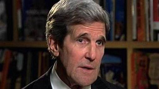 Kerry:  Snowden's Actions 'Despicable'
