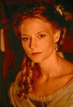 Jodie Foster as Anna Leonowens in 20th Century Fox's Anna And The King