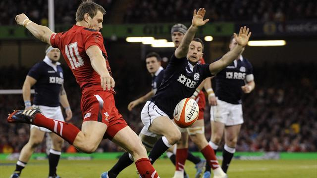 Six Nations - Rampant Wales smash sorry Scots in Cardiff