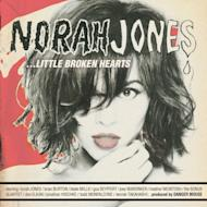 """In this CD cover image released by Blue Note, the latest release by Norah Jones, """"Little Broken Hearts,"""" is shown. (AP Photo/Blue Note)"""