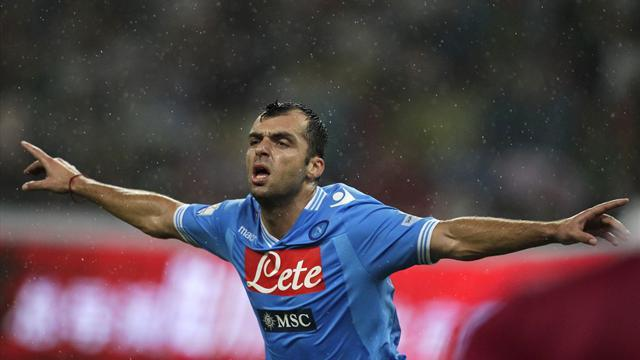 Serie A - Napoli stay second with win over Atalanta
