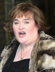 Susan Boyle shaken after fan encounter - report