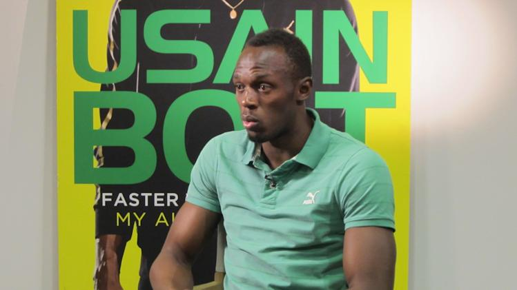 Usain Bolt interview