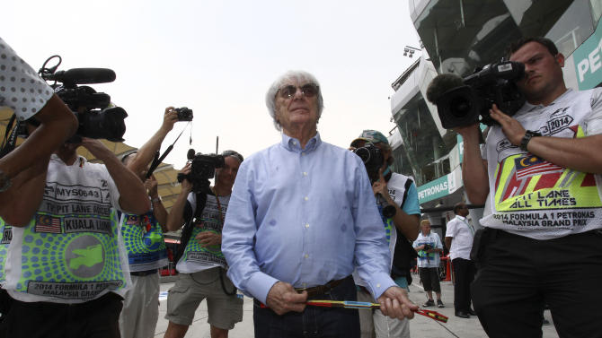 Ecclestone softens stance on quieter F1 engines