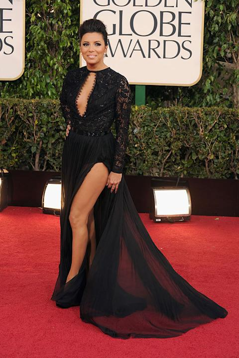70th Annual Golden Globe Awards - Arrivals: Eva Longoria