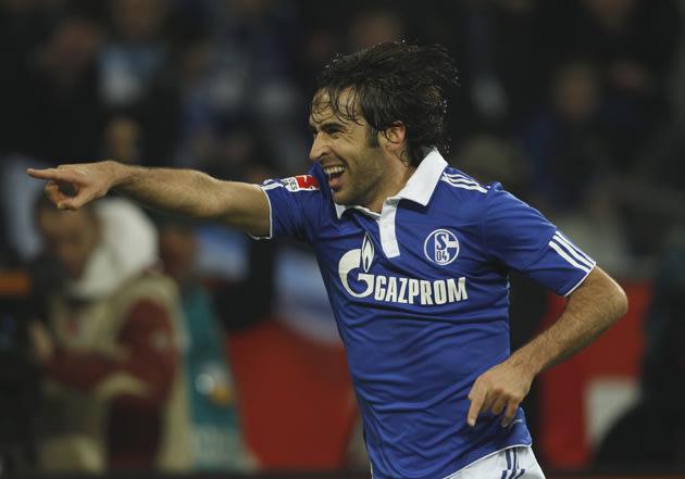 Raul of Schalke