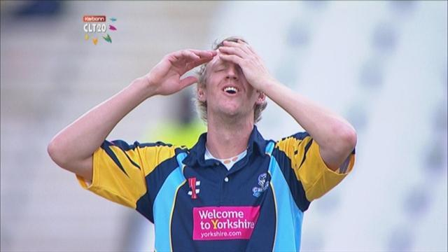 Cricket: Yorkshire edged as Lions make semis