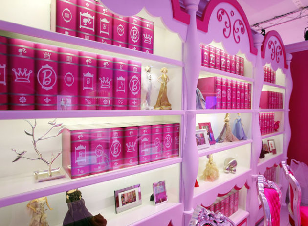 Barbie's Real Life Dream House Opens In Florida: Take A Tour Of The Pink-tastic Rooms
