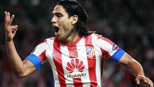 Premier League - Paper Round: United new leaders in Falcao chase