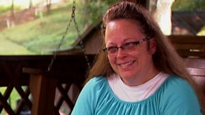 Kim Davis Describes Being at the Center of the Same-Sex…