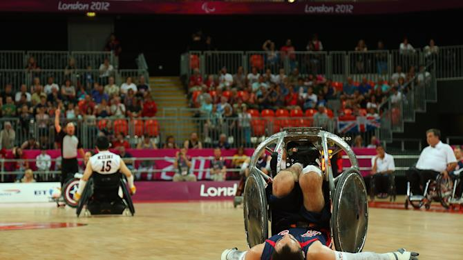 2012 London Paralympics - Day 11 - Wheelchair Rugby