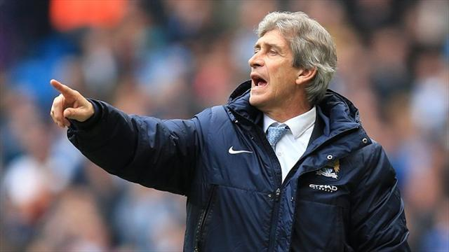 Premier League - Pellegrini: Toure could be out for the season, City can still win title