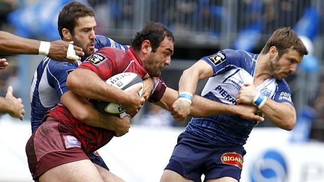 Top 14 - Montpellier duo out for two months