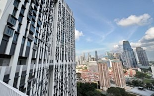 Cash-over-valuation for resale HDB flats is on the rise again. (AFP photo)