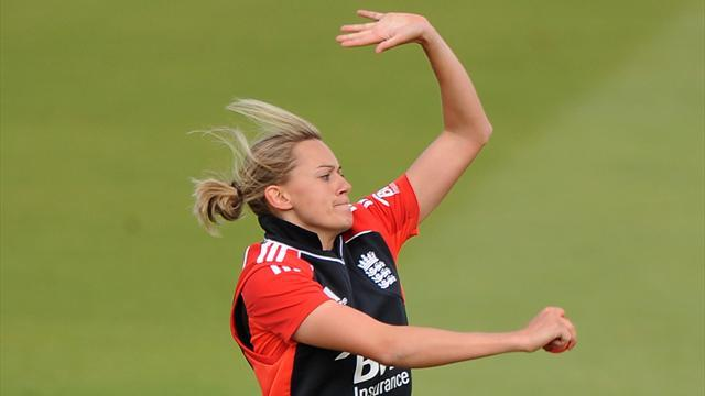 England women beat West Indies by eight wickets