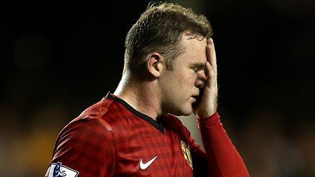 Premier League - Rooney still eyeing Old Trafford exit