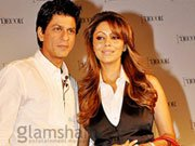 Shahrukh Khan thankful to wife Gauri Khan on her birthday