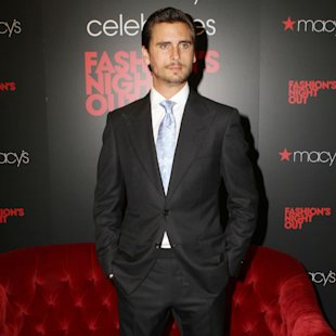 Scott Disick Receives Creepy Letter Involving Kim Kardashian, Sends To Police