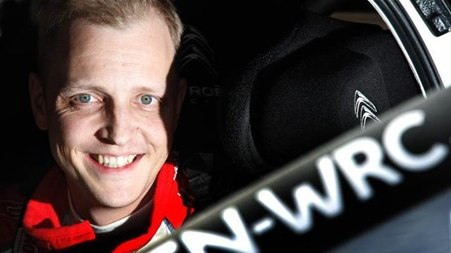 WRC - M-Sport wants Hirvonen for 2014