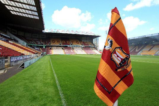 Bradford had been expelled from the FA Cup for fielding an ineligible player