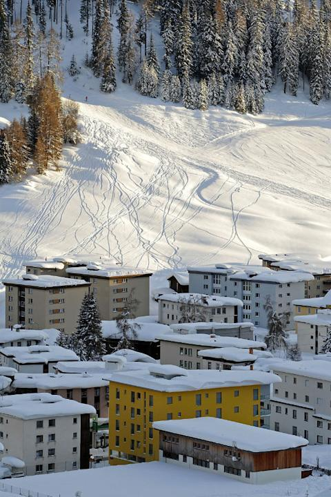 Gstaad is a popular ski destination attracting tourists from all parts of the world.