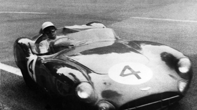 France Le Mans Stirling Moss
