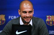 Hoeness: Guardiola would be perfect for Bayern but he must learn German first