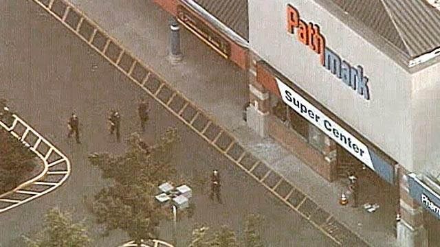Ex-Marine Suspected in New Jersey Pathmark Killings