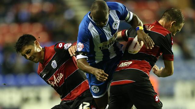 Championship - Wigan and QPR play out stalemate