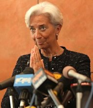 The New IMF Leader And The Leather Pants