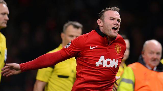 Champions League - Rooney dedicates win to fans