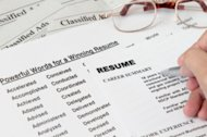 5 Non Negotiables for Your Resume image istock 000013760614xsmall.jpg