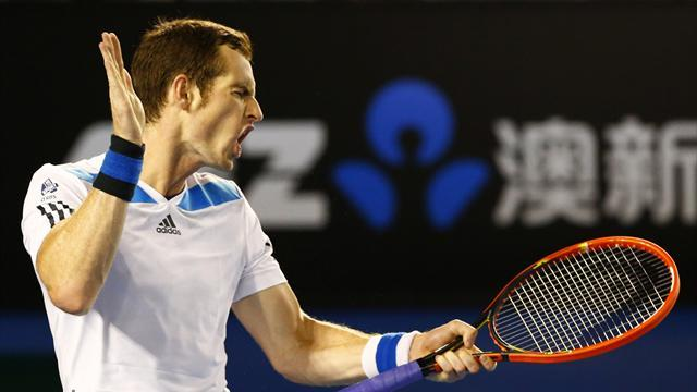Australian Open - Murray: Lack of match practice led to Federer defeat